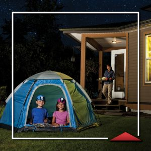 Backyard Camping with the Family
